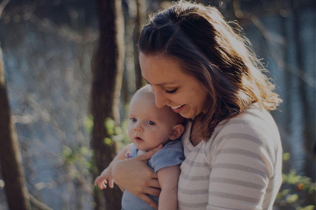 Enfant et mère